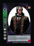 Faust Richter, The Overseer - Custom Card