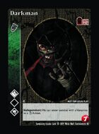 Darkman - Custom Card