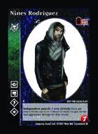 Nines Rodriguez - Custom Card