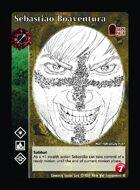 Sebastião Boaventura - Custom Card