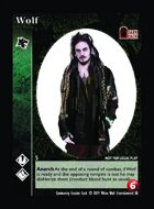 Wolf - Custom Card