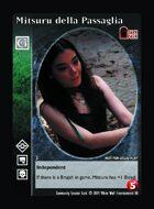 Mitsuru Della Passaglia - Custom Card
