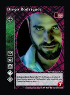 Diego Rodriguez - Custom Card
