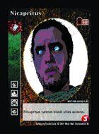 Nicapritus - Custom Card