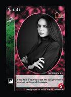 Natali - Custom Card