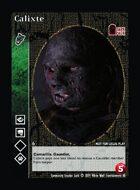 Calixte - Custom Card
