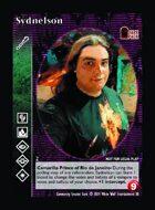 """Fernando """"sydnelson"""" Cesar - Custom Card"""