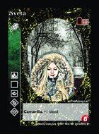 Sveta - Custom Card