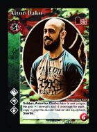 Aitor Dakos - Custom Card