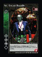 Sr. Ewan Ruadh - Custom Card