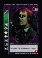Dom Joaquim Manoel Augusto Isidoro Avranches Raposo Marques - Custom Card