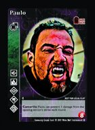 Paulo - Custom Card
