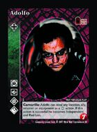 Adolfo - Custom Card