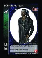 Patryk Morgan - Custom Card