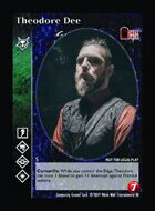 Theodore Dee - Custom Card