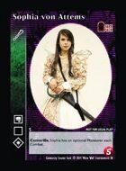 Sophia Von Attems - Custom Card