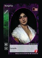 Angela - Custom Card
