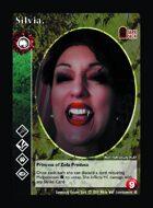 Silvia,  - Custom Card