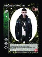 Ricardo Morales - Custom Card