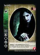 Senda - Custom Card