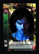 Bloodbane - Custom Card