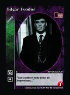 Edgar Fyodor - Custom Card