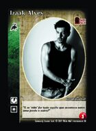 Izaak Alves - Custom Card