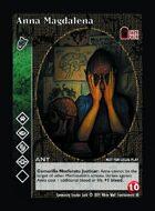 Anna Magdalena - Custom Card