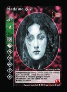 Madame Guil - Custom Card