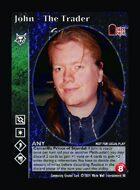 John - The Trader - Custom Card