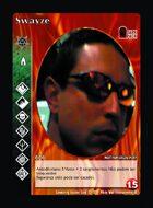 Swayze - Custom Card