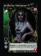 Jeanette Voerman - Custom Card