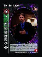 Kevin Hagen - Custom Card