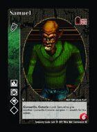 Samuel - Custom Card
