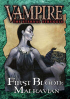 First Blood: Malkavian
