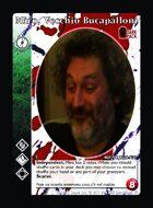 Miro, Vecchio Bucapalloni - Custom Card
