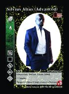 Silvius Altus (advanced) - Custom Card