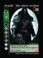 Arnulf   Thesilent Archon - Custom Card