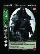 Arnulf   Thesilent Archon - Custom Card