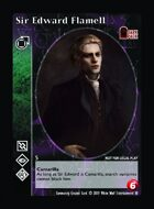 Sir Edward Flamell - Custom Card