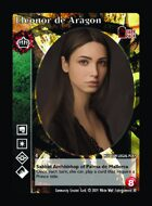 Eleonor De Aragon - Custom Card