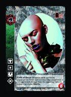 Olga - Custom Card