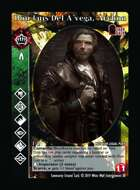 Don Luis Del A Vega, Archon - Custom Card
