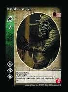 Nephren-ka - Custom Card