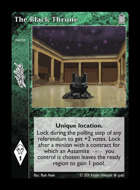 Library - Black Throne, The - Master