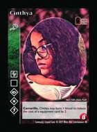 Cinthya - Custom Card