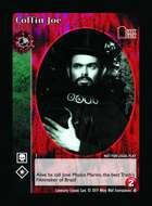 Coffin Joe - Custom Card