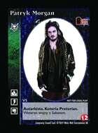 Patryk Morgan - Custom Card