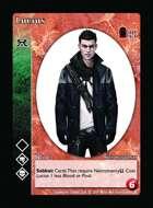 Lucius - Custom Card