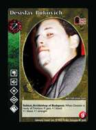 Desislav Bukovich - Custom Card